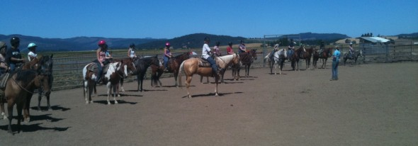 FitzGerald Farms   Youth Equestrian Camp