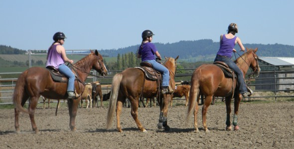 FitzGerald Farms | Youth Equestrian Camp | 2012