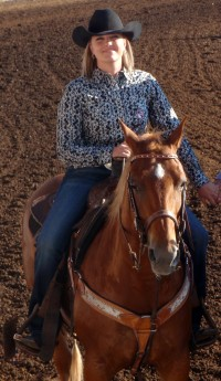 Erica FitzGerald   St. Paul Rodeo   Oregon