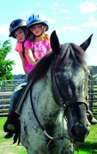 FitzGerald Farms | Camp Girls