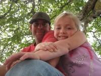 Josh FitzGerald & Daughter