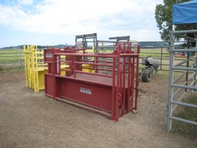 FitzGerald Corrals | Livestock Equipment