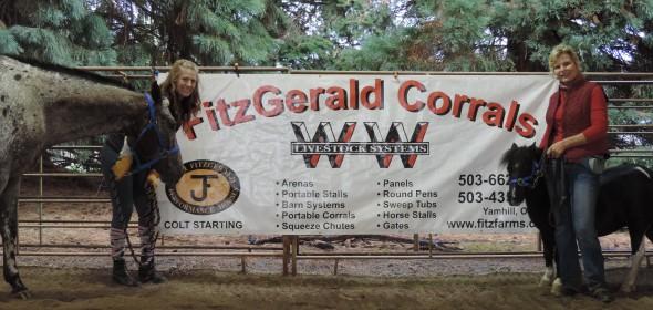FitzGerald Corrals | Trick Horse Clinic