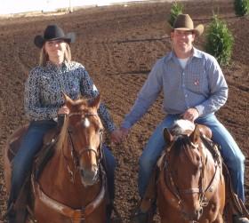 Erica & Josh FitzGerald   St. Paul Rodeo   Oregon