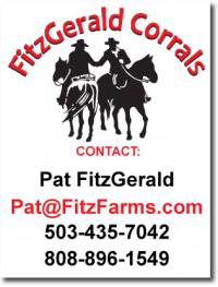 FitzGerald Corrals | Business Hours