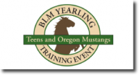 Teens and Oregon Mustangs | BLM Yearling Training Event