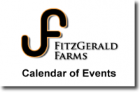 FitzGerald Farms | Calendar of Events